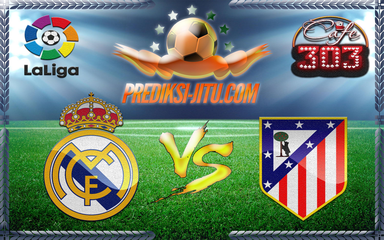 Prediksi Skor Real Madrid Vs Atletico Madrid 8 April 2017