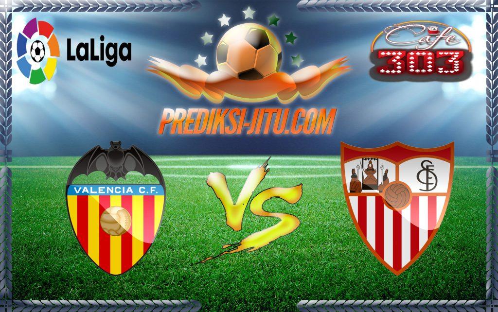 Prediksi Skor Valencia Vs Sevilla 16 April 2017