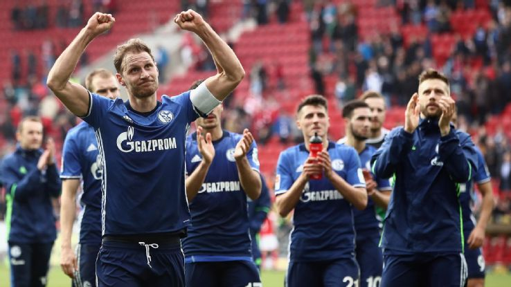 Schalke 04 Football Team