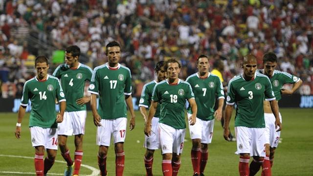 Meksiko Team Football