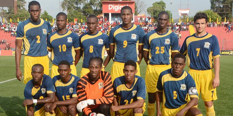 Barbados Team Football