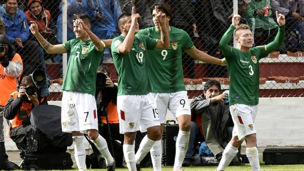 Bolivia Team Football