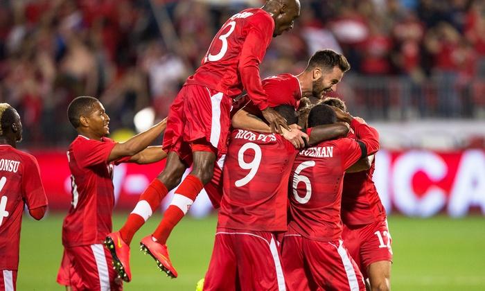 Kanada Football Team