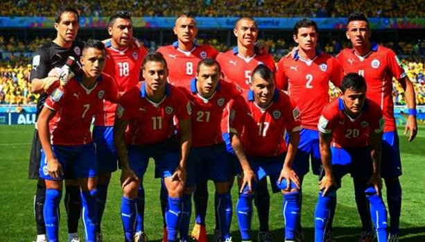 Chile  Team Football