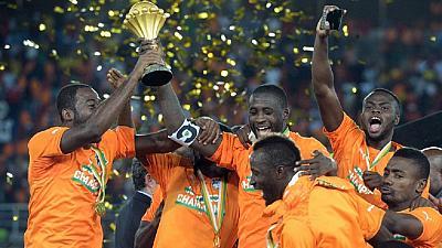 Cote D'ivoire  Team Football