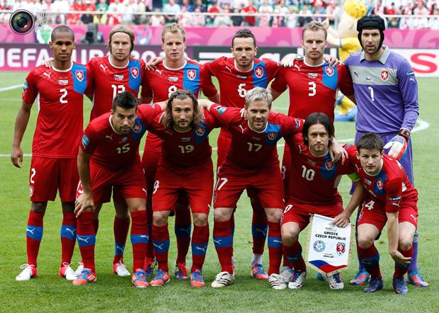 Czech Republic Team Football