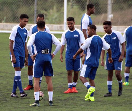 Grenada Team Football