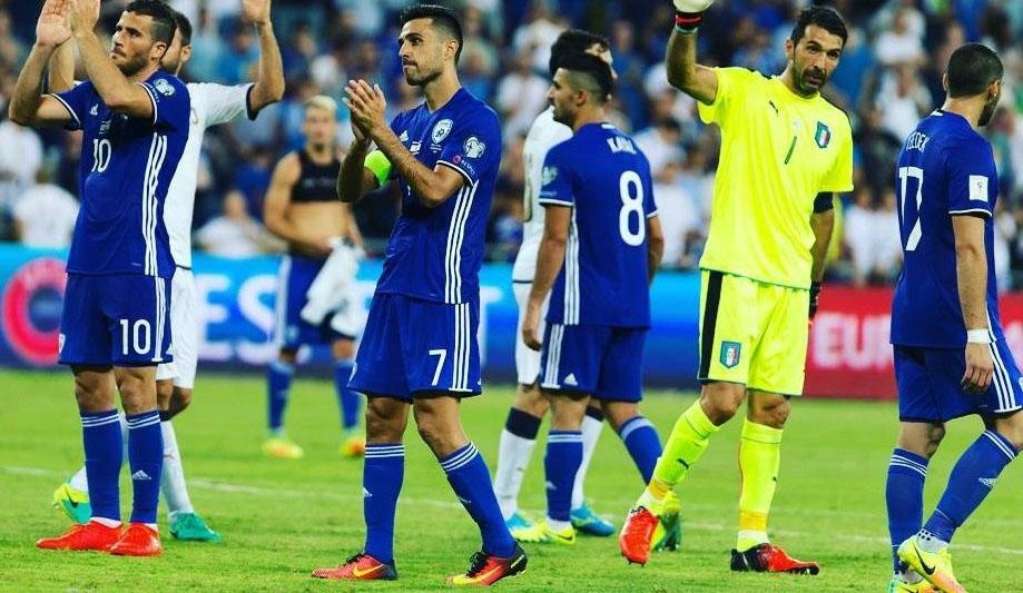 Israel  Team Football