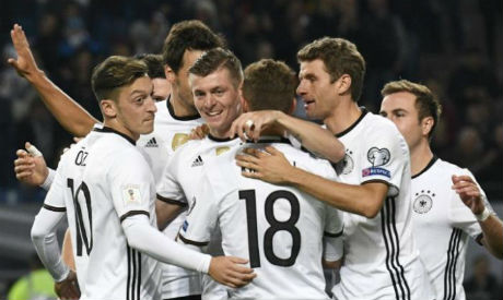 Jerman Team Football