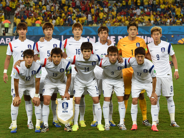 Korea Football Team