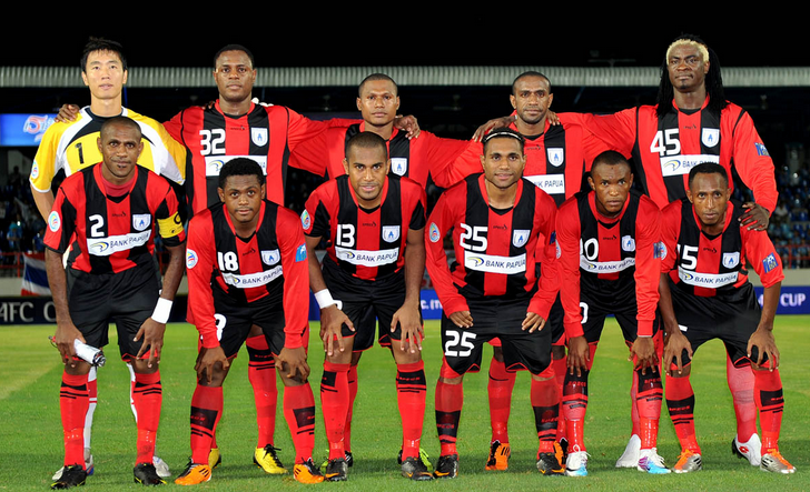 Persipura Football Team