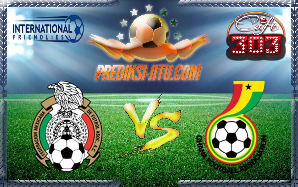 Prediksi Skor Mexico Vs Ghana 29 Juni 2017