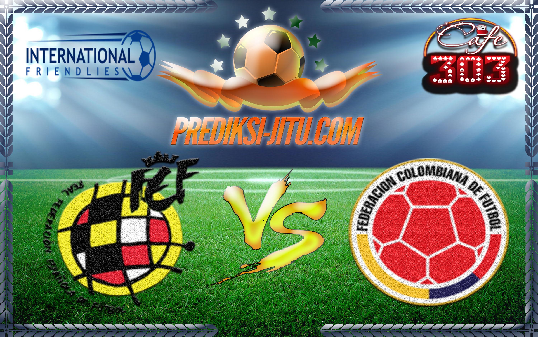Prediksi Skor Spanyol Vs Colombia 8 Juni 2017 | Prediksi ...