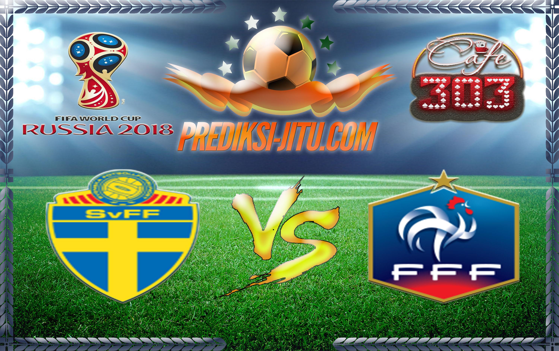 Prediksi Skor Swedia Vs Prancis 10 Juni 2017