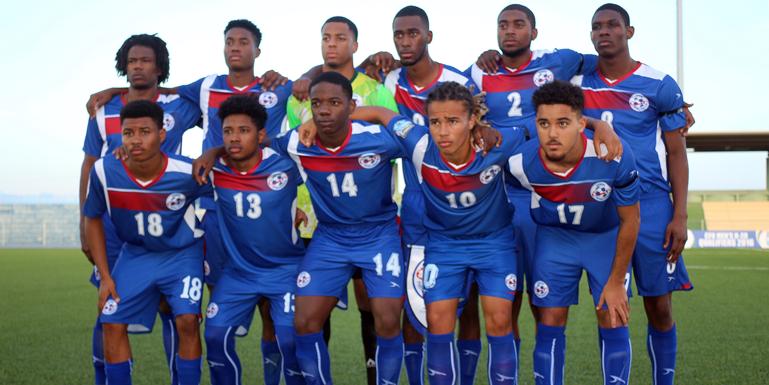 ST.Lucia  Team Football