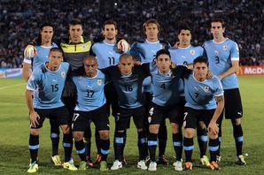 Uruguay  team football