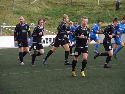 Vikingur  Team football