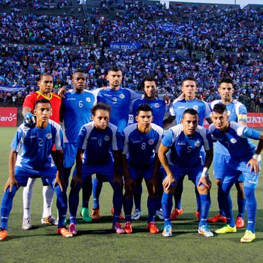 Nicaragua Team Football