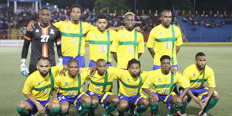 Prancis Guyana Team Football