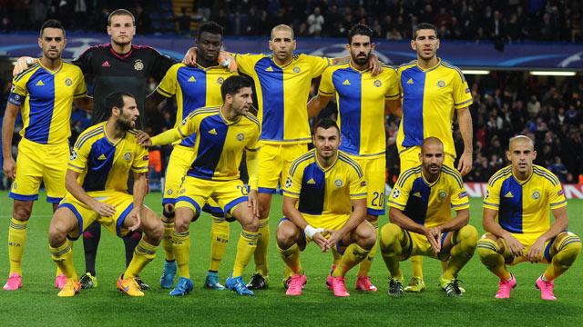 maccabi-tel-aviv-team-football