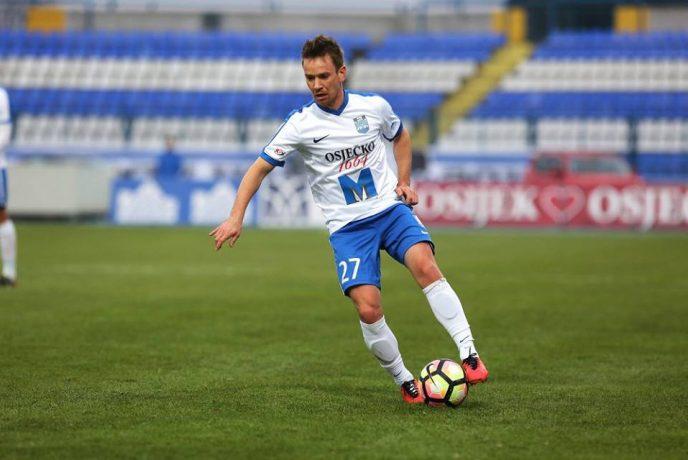 Oshijek Football Player Tim