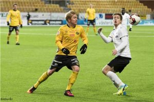 OsterSunds Football Player Tim
