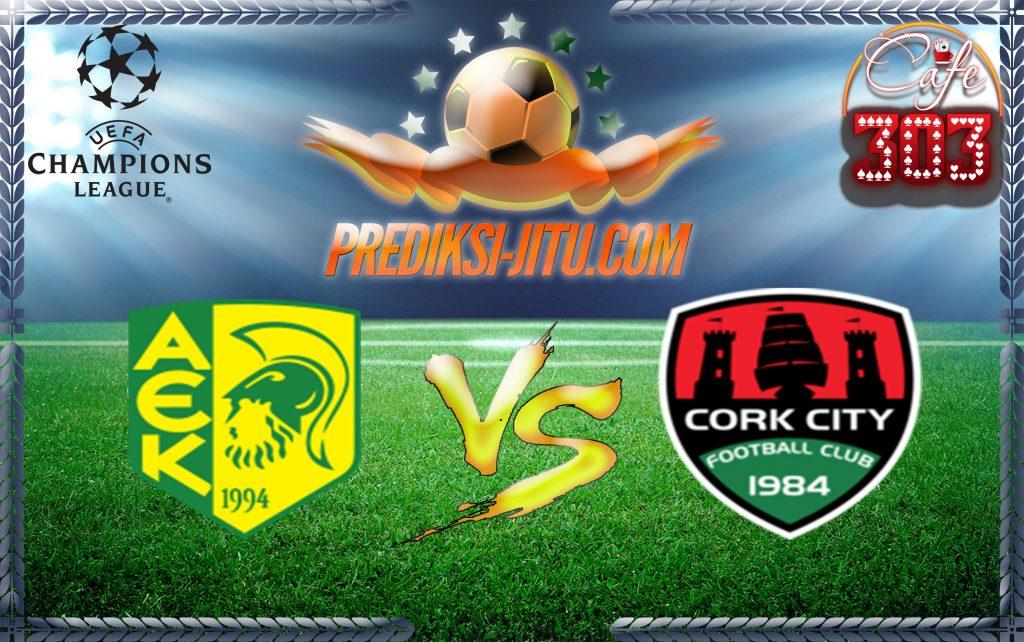 Prediksi Skor Aek Larnaca  Vs Cork City  21 Juli  2017
