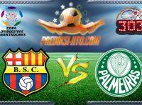 Prediksi Skor Barcelona Vs Palmeiras 6 Juli 2017