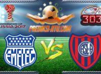 Prediksi Skor Emelec Vs San Lorenzo 7 Juli 2017
