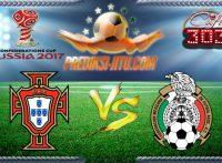 Prediksi Skor Portugal Vs Mexico 2 Juli 2017