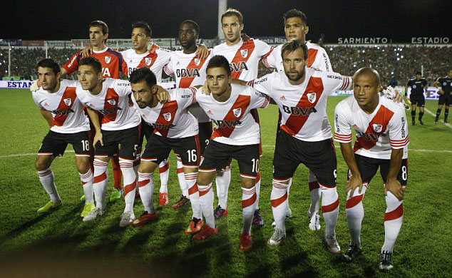 River Plate  Team Football