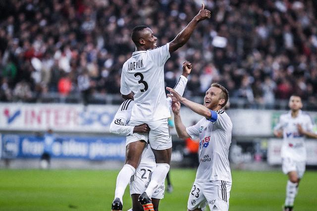 Amiens Sc Football TEam
