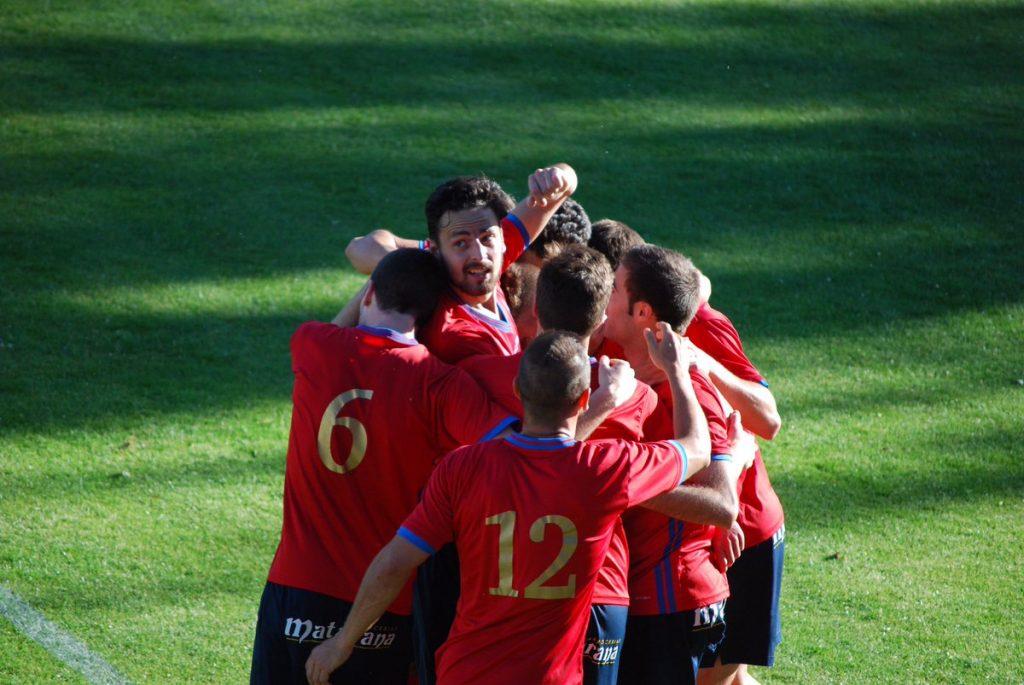 CD CALAHORRA TEAM FOOTBALL 2017