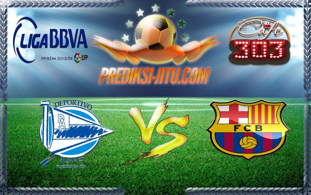 Prediksi Skor Deportivo Alaves Vs Barcelona 26 Agustus 2017