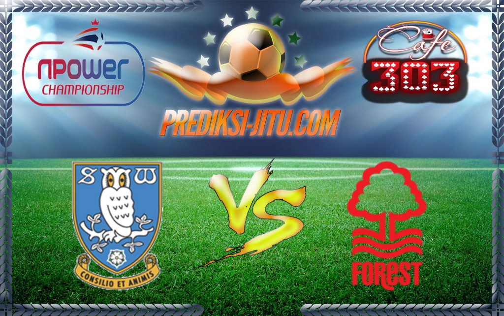 Prediksi Skor SHEFFIELD WEDNESDAY Vs NOTTINGHAM FOREST 09 September 2017