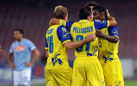 CHIEVO TEAM FOOTBALL 2017