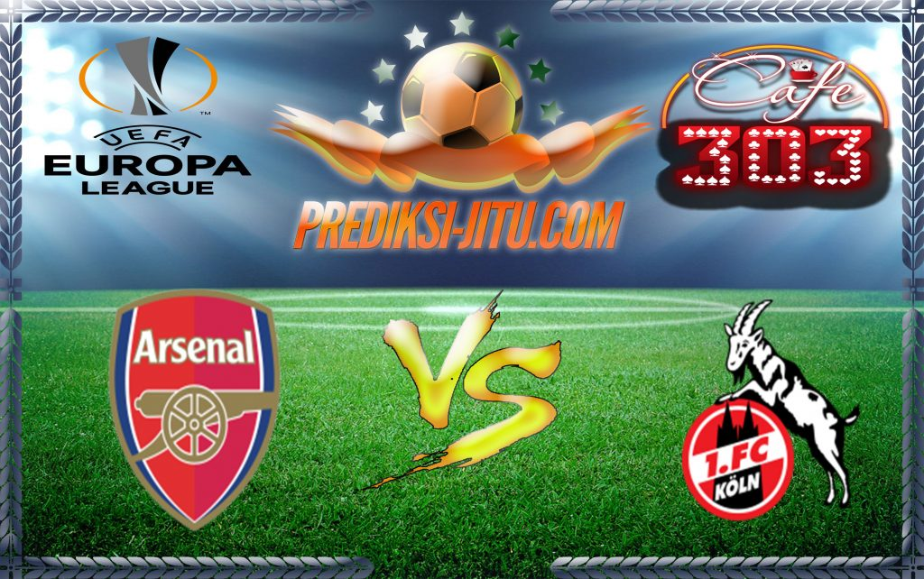 Prediksi Skor ARSENAL Vs KÖLN 15 September 2017