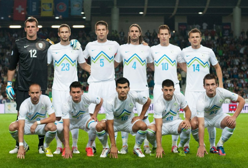 SLOVENIA Team Football 2017