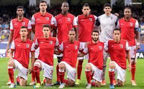 SPORTING BRAGA TEAM FOOTBALL 2017