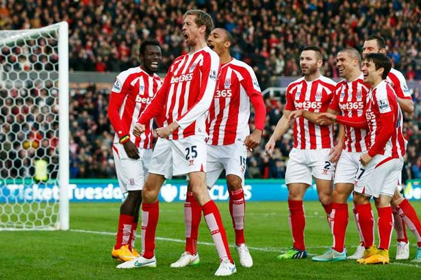 STOKE CITY TEAM FOOTBALL 2017