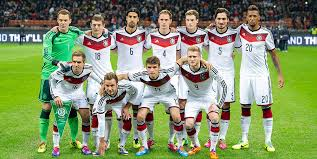 GERMANY TEAM FOOTBALL 2017