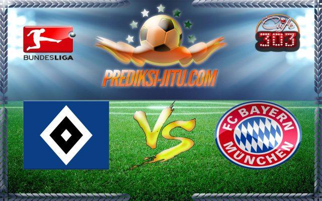 Hamburger vs Bayern Munchen