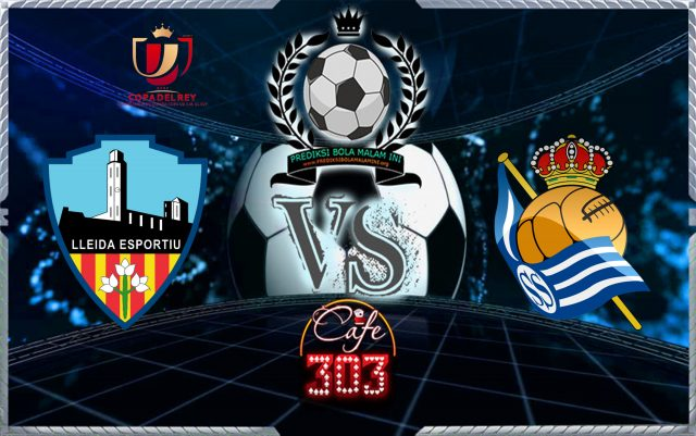 Lleida Vs Real Sociedad