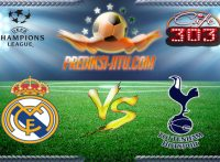 Prediksi Skor REAL MADRID Vs TOTTENHAM HOTSPUR 18 October 2017