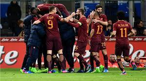 ROMA TEAM FOOTBALL 2017