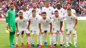 VALENCIA TEAM FOOTBALL 2017