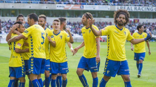 CÁDIZ team football 2017