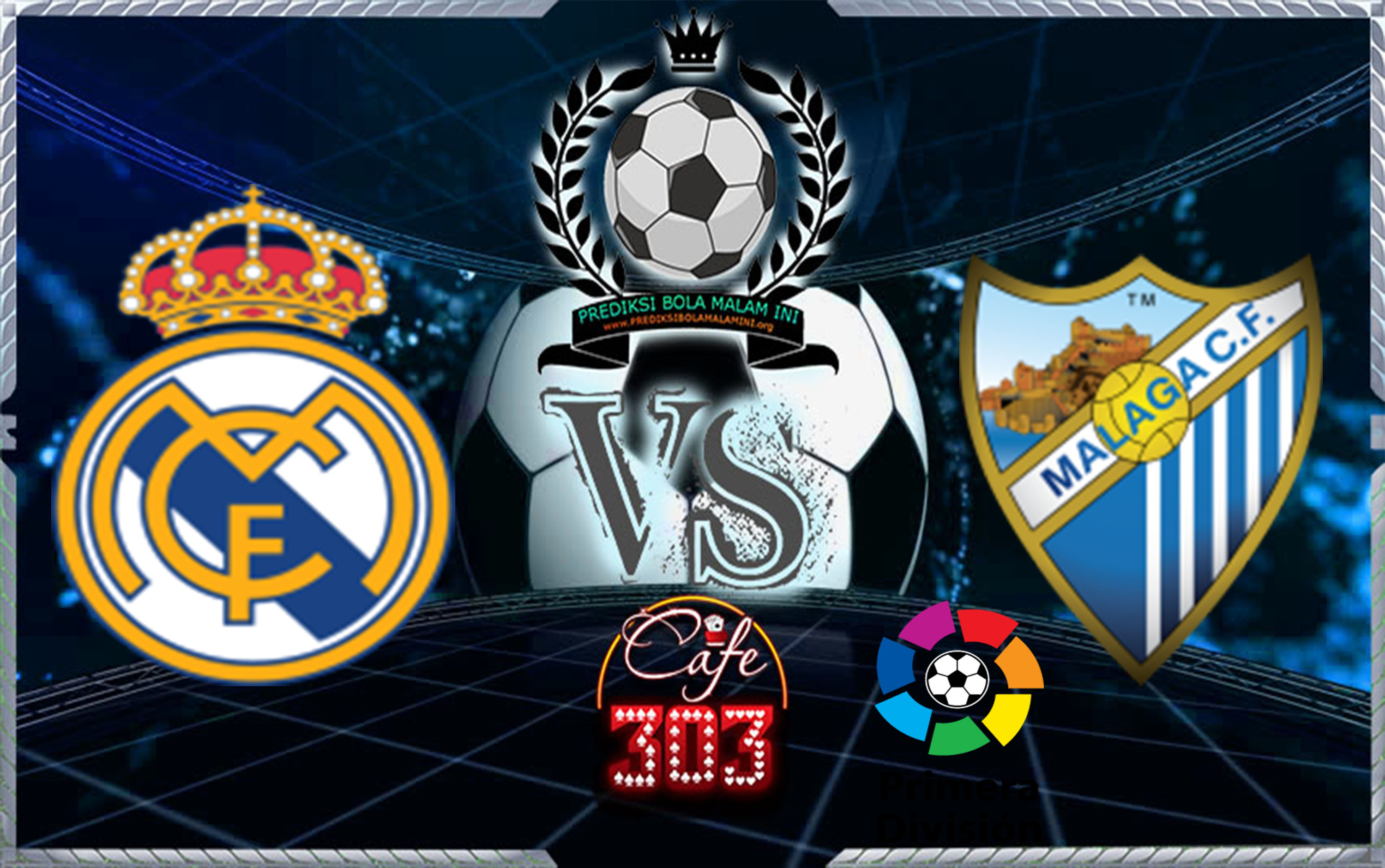 Prediksi Skor REAL MADRID Vs MALAGA 25 November 2017