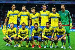 SWEDEN TEAM FOOTBALL 2017