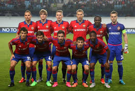 CSKA MOSKVA TEAM FOOTBALL 2017